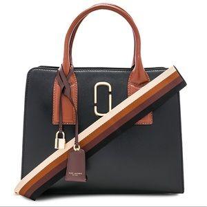 Marc Jacobs Big Shot Bag in Black Multi